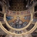 Cristo in Maestà, Catino absidale