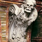 Ercole Ferrata, Monumento funebre di Clemente X, particolare