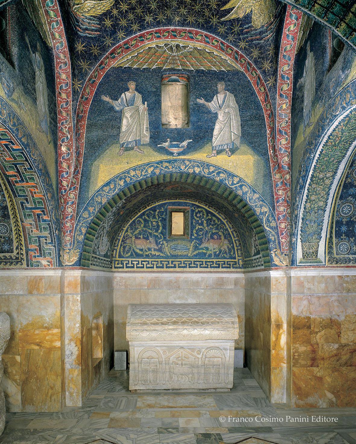 Mausoleo di galla placidia interno 28 images mausoleo for Interno 28