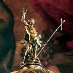 Gian Lorenzo Bernini, Altare e Tabernacolo del Santissimo Sacramento, particolare