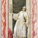 Giotto, Allegoria dell'Infedeltà