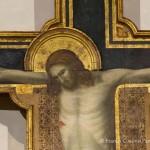 Giotto, Crocifisso, particolare