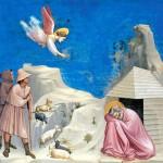 Giotto, Il sogno di Gioacchino