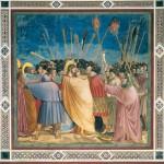Giotto, La cattura di Cristo