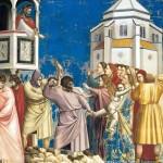 Giotto, La strage degli innocenti