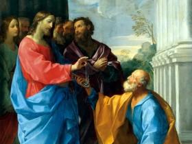 Guido Reni, Consegna delle chiavi