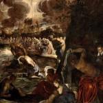 Tintoretto, Il battesimo di Cristo, Salone, Scuola Grande di San