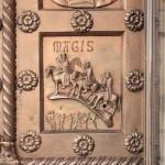 Il viaggio dei Magi, Porta di San Ranieri