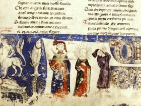 Incontro con Cacciaguida - Bodleian Library