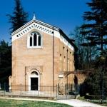 La Cappella degli Scrovegni da sud-ovest
