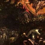 Tintoretto, L'orazione nell'orto , Salone, Scuola Grande di San