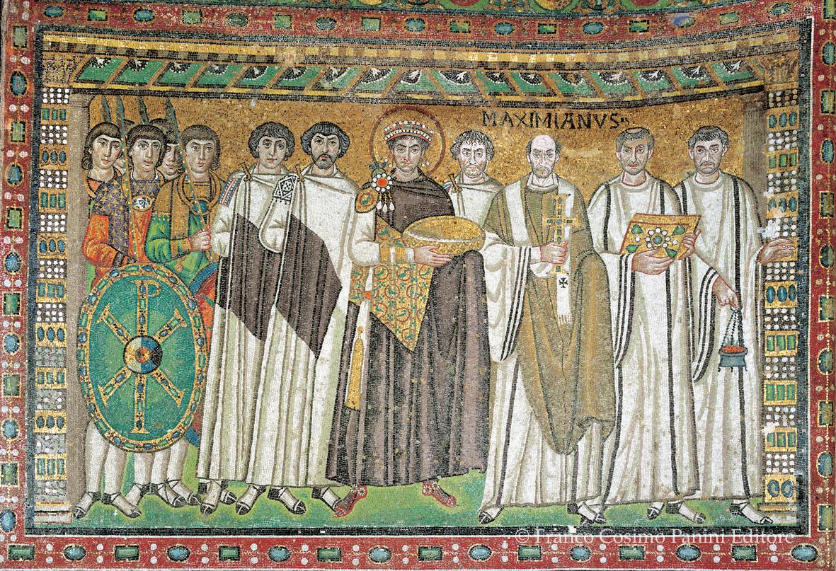 Viaggio in italia la basilica di san vitale a ravenna folia for Suo e suo armadio