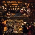 Tintoretto, Adorazione dei pastori, Salone, Scuola Grande di San