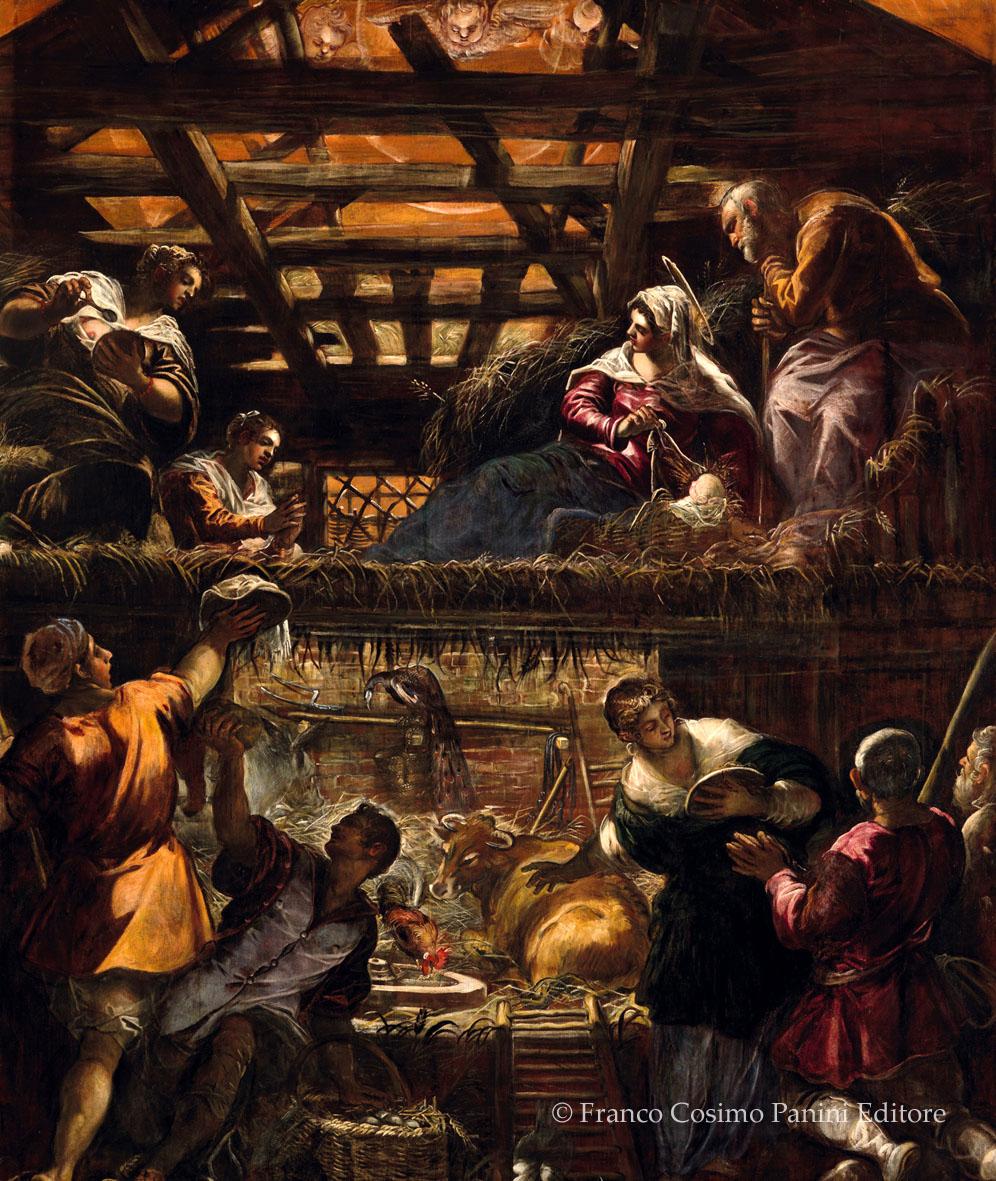 Scuola di San Rocco Tintoretto Scuola Grande di San
