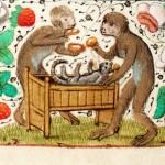 Miniatura tratta dal 'Libro d'Ore Trivulzio' (XV secolo), Koninklijke Bibliotheek, L'Aia