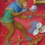 Miniatura tratta dal Breviario di Isabella, British Library