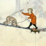 Miniatura tratta dal codice Yates Thompson 8, British Library