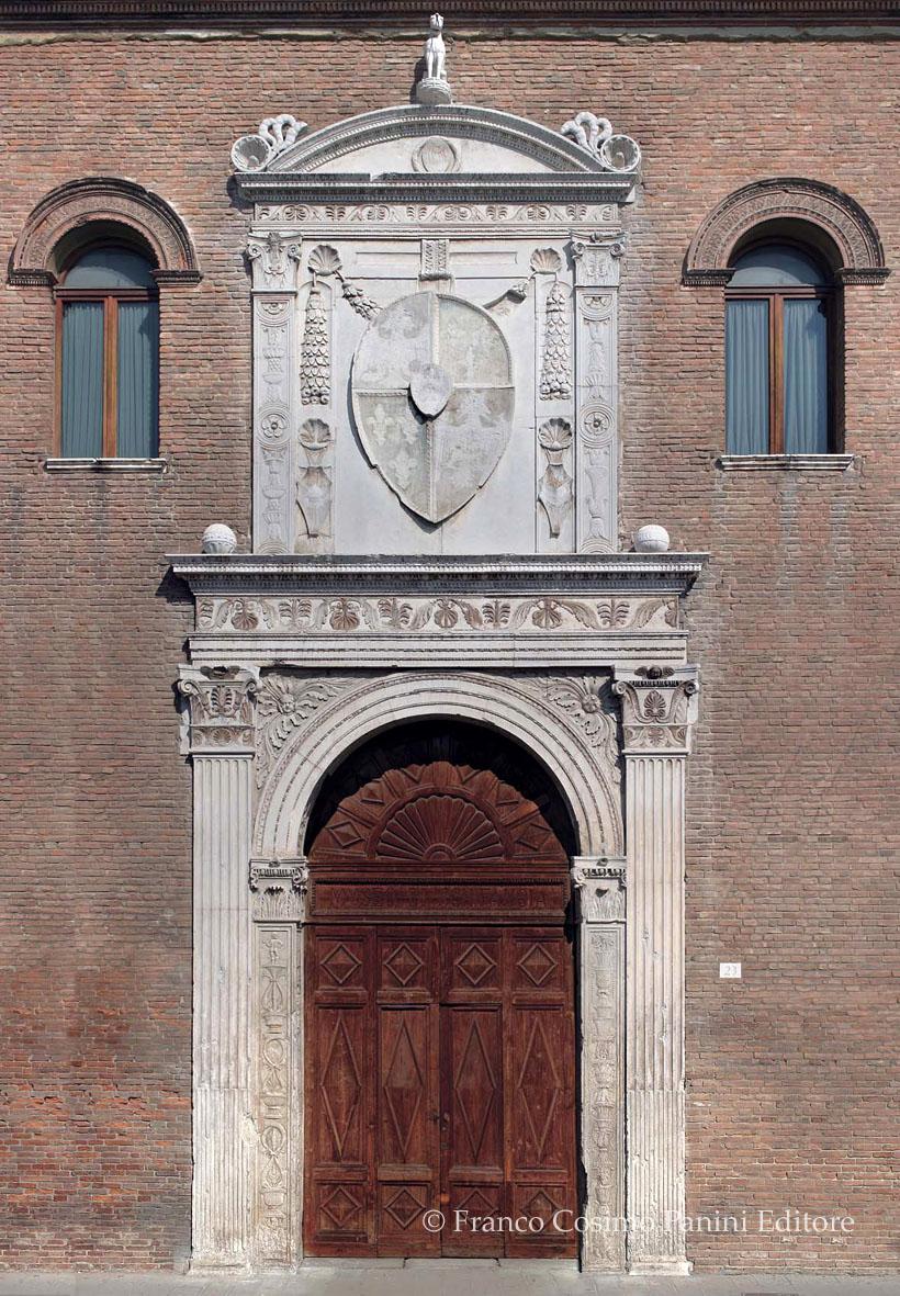 Viaggio in italia palazzo schifanoia a ferrara folia - Pilozzo da esterno ...