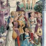 Trionfo di Venere - Il giardino d'amore