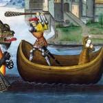 Eracle libera Esione dal mostro marino (XV secolo)