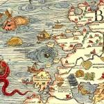 Carta Marina di Olaus Magnus (1539)