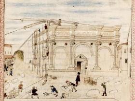 La costruzione del Tempio Malatestiano