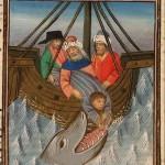 Giona e la balena (1455-1460)