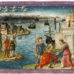 L'arrivo di Enea a Cartagine
