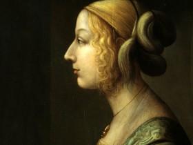 Ritratto di Maddalena de' Medici