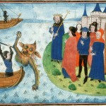 Ercole contro il mostro marino (XIV secolo)