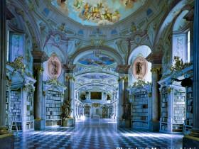 Biblioteca abbaziale di Admont (Austria)