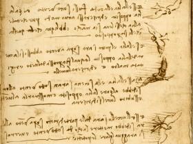 Il Codice sul volo di Leonardo