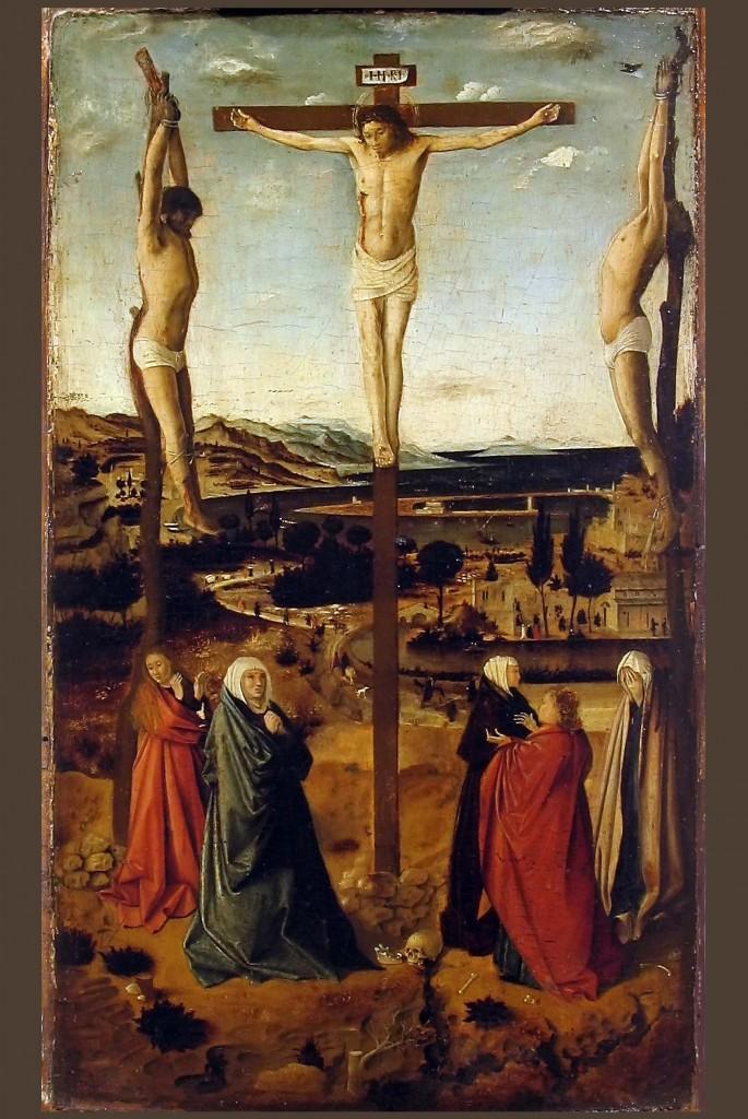 Salvator Mundi Da Messina >> ANTONELLO AL MART: 11 OPERE CHE VEDRETE SOLO QUI