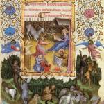 Libro d'Ore Visconti, Biblioteca Nazionale Centrale, Firenze