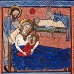 Salterio (inizio del XIII secolo), British Library