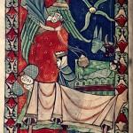 Salterio (terzo quarto del XIII secolo), Bodleian Library