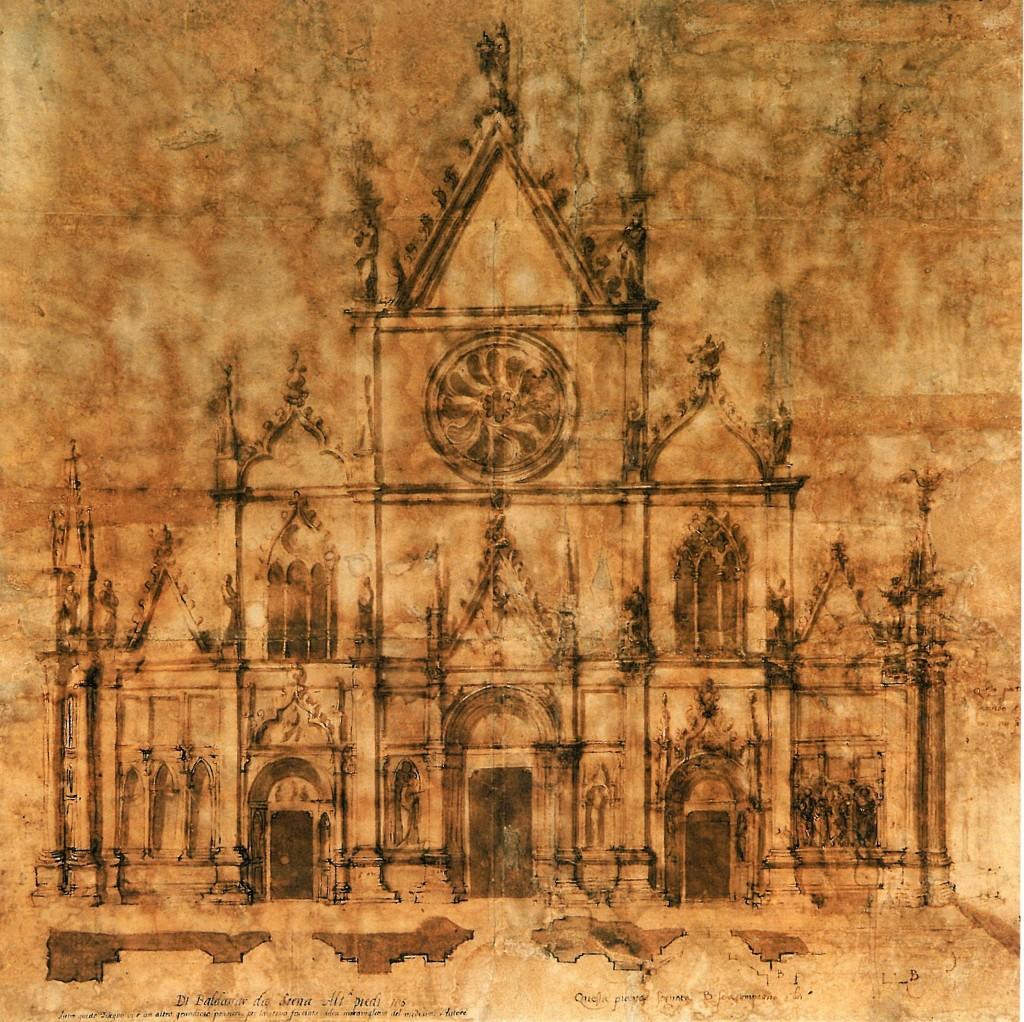 Baldassarre Peruzzi (1522)