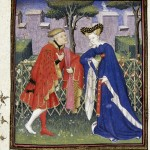 Ci appartiamo? - Raccolta di opere di Christine de Pizan (1410-1414), British Library