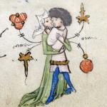 Un tenero abbraccio (1425-30), Walters Art Museum, Baltimora
