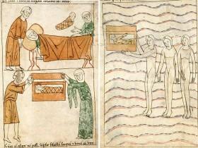 Mosè salvato dalle acque