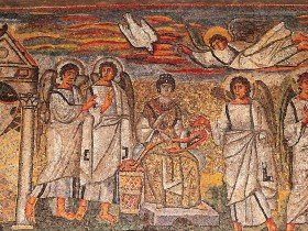 Annunciazione, Basilica di Santa Maria Maggiore, Roma