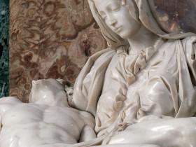 Michelangelo, Pietà, San Pietro in Vaticano