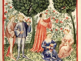 Primavera, Theatrum Sanitatis, Biblioteca Casanatense