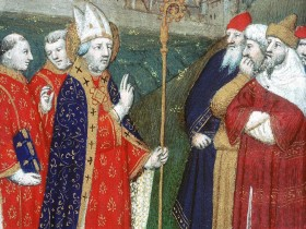 Predica di san Dionigi