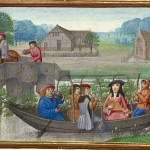 THE MONTH OF MAY IN THE MIDDLE AGES