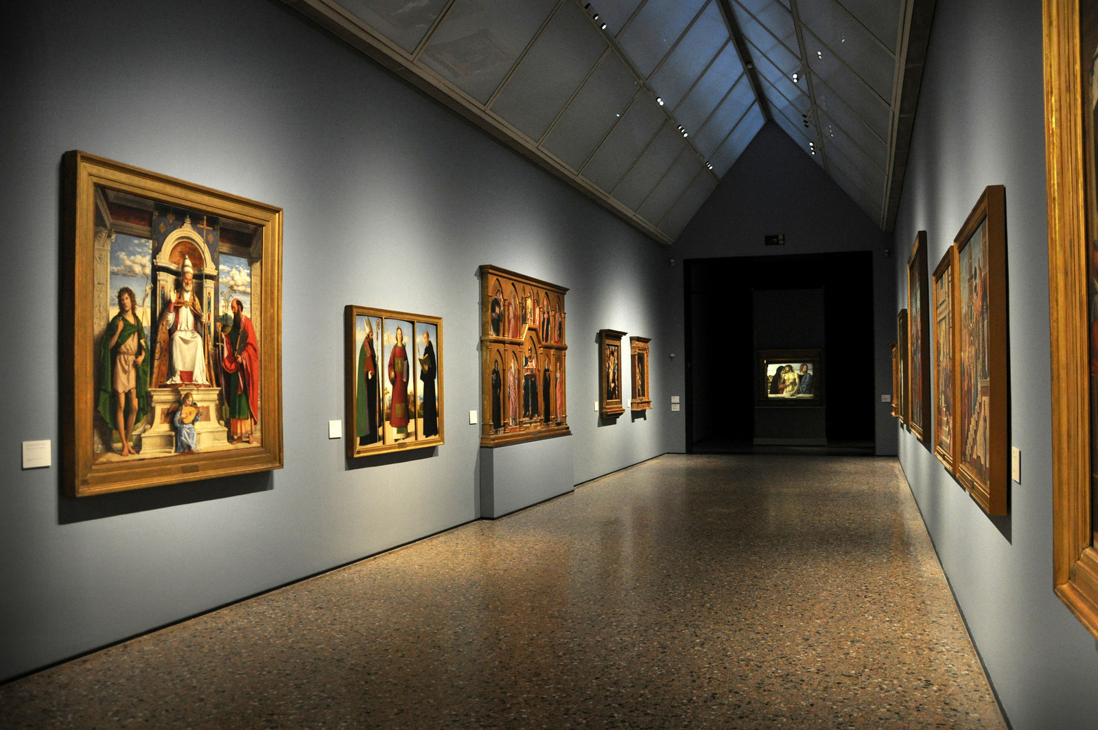 I 20 musei italiani pi visitati nel 2013 for Accademia arte milano
