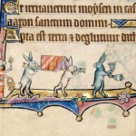 Macclesfield Psalter (Inghilterra, 1320-30), Fitzwilliam Museum