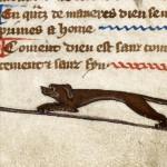 Mireour de seinte eglise (Inghilterra, prima metà del XIV secolo), British Library