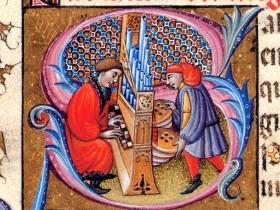 L'organista e il suo assistente