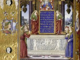 Messale di Mattia Corvino